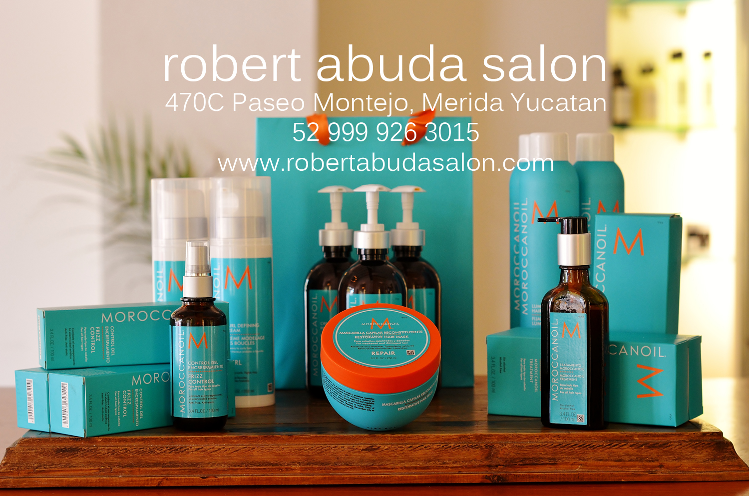 moroccan oil salon de belleza merida 11