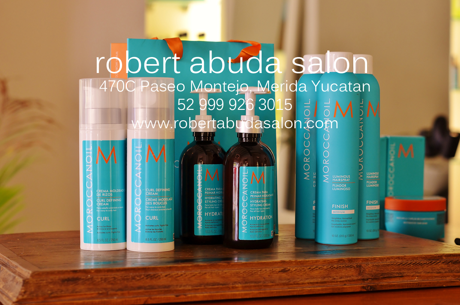 moroccan oil salon de belleza merida 12