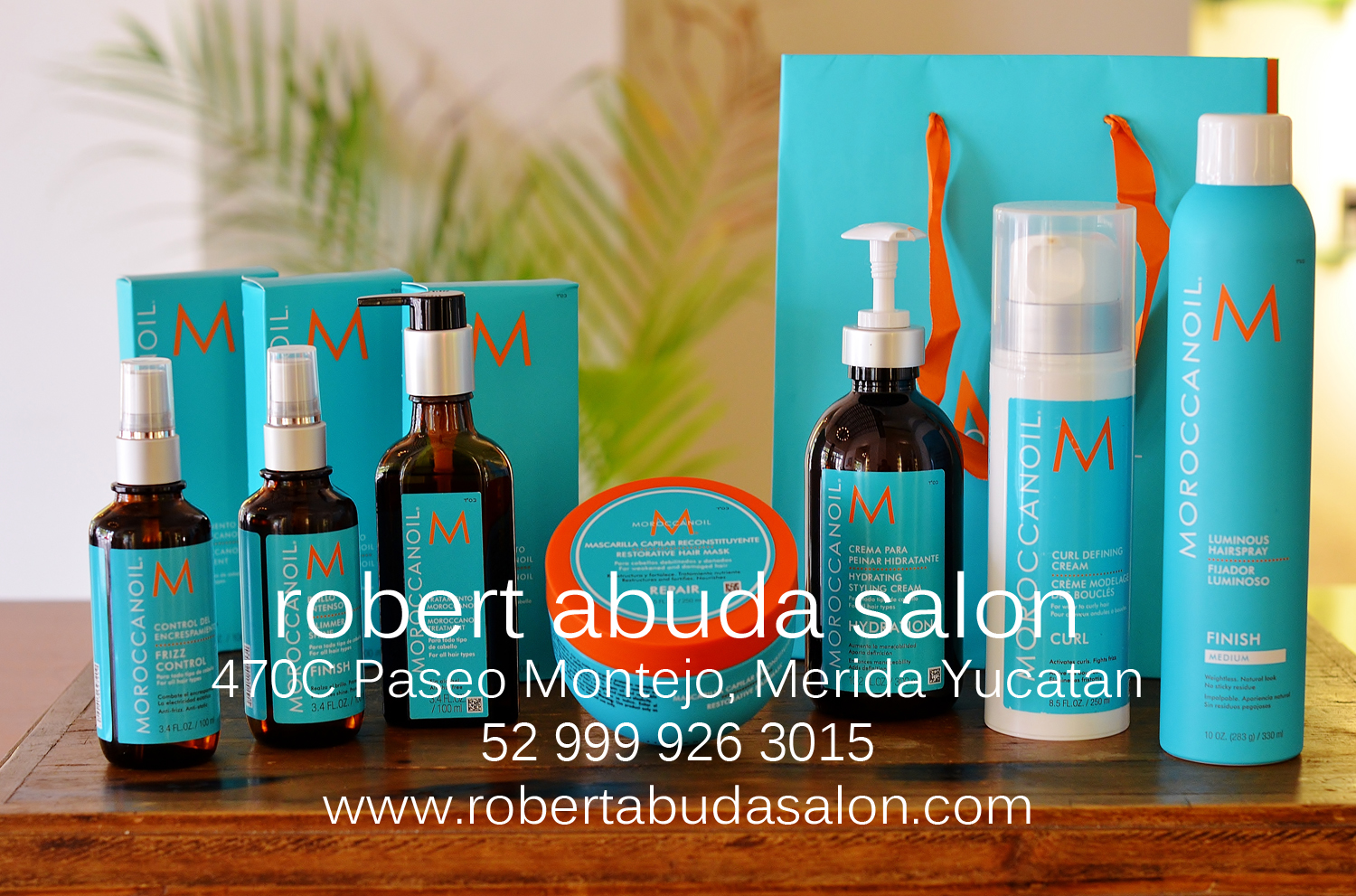 Moroccan Oil Merida 1