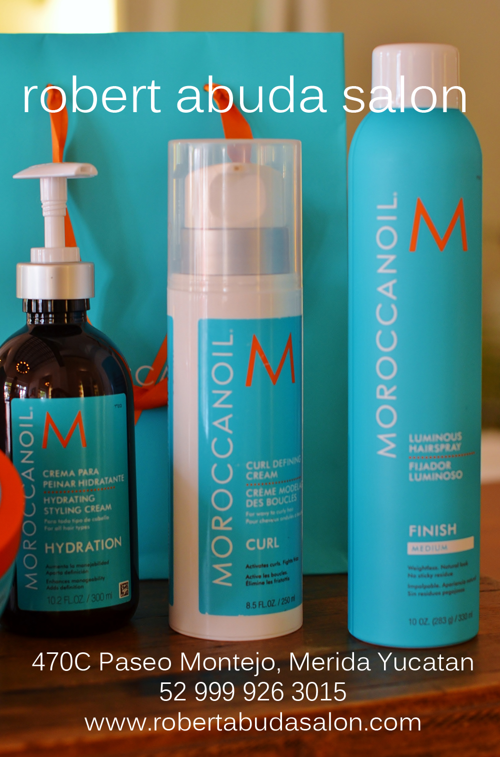 moroccan oil salon de belleza merida 2