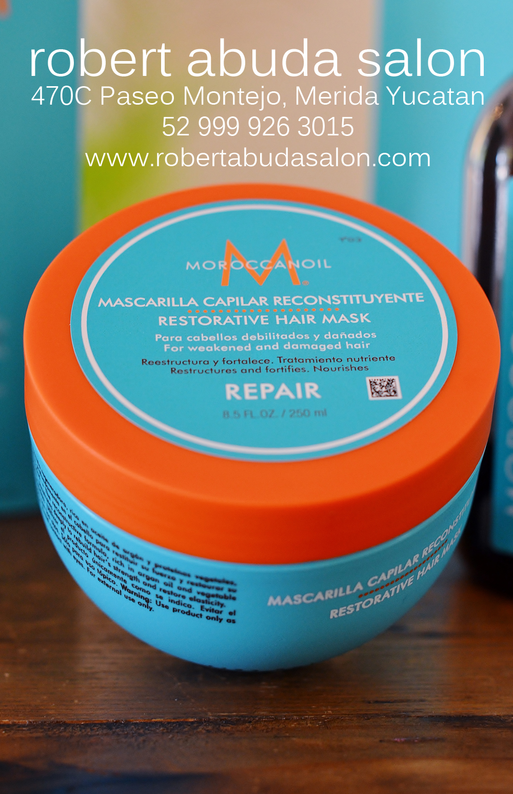 Moroccan Oil Merida 3