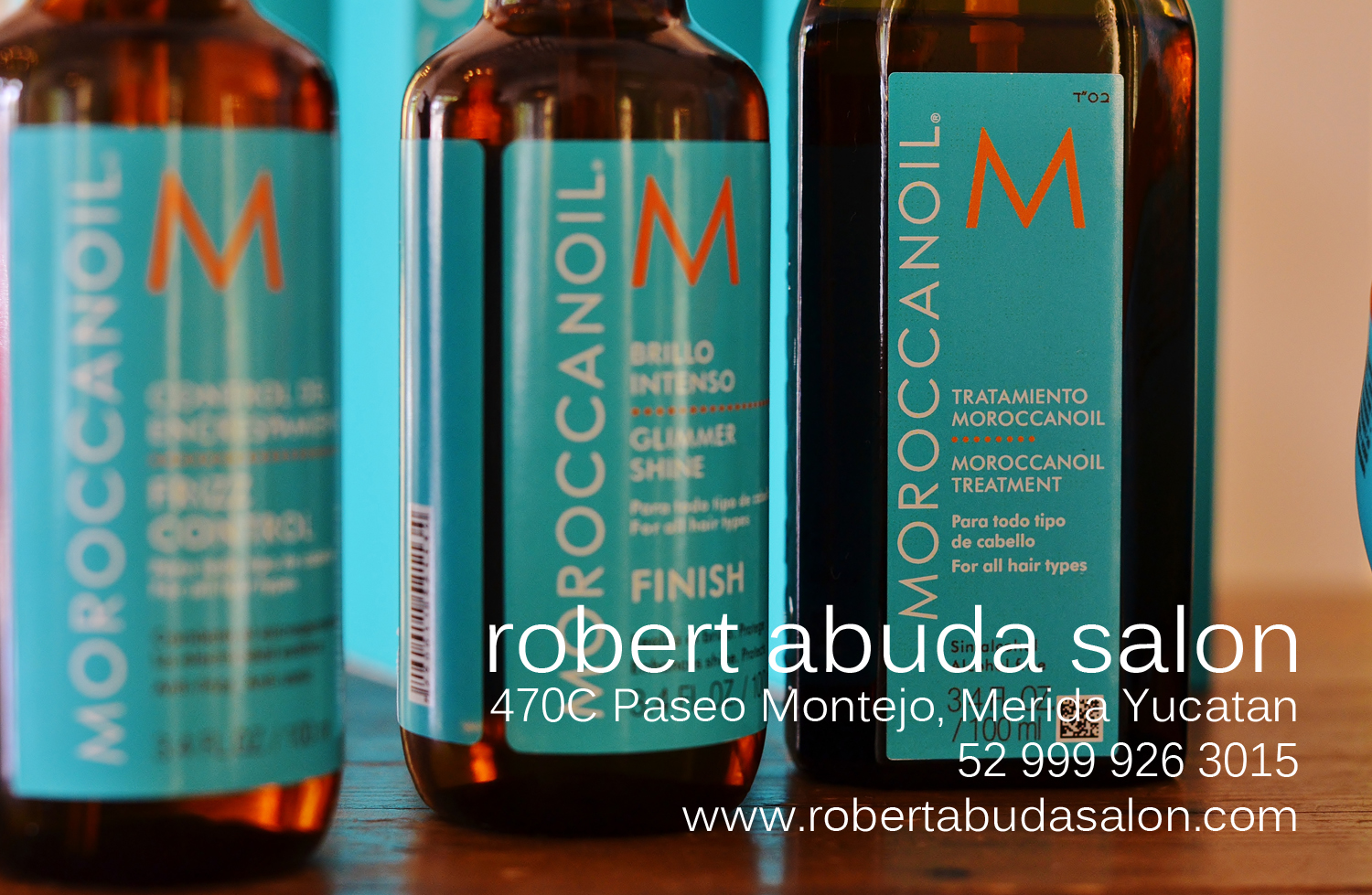 moroccan oil salon de belleza merida 4