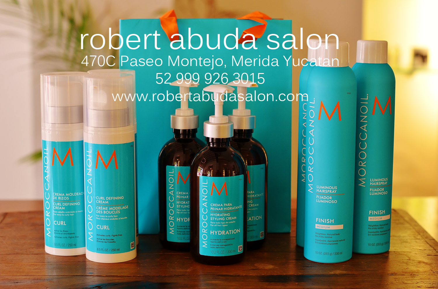 moroccan oil salon de belleza merida 5
