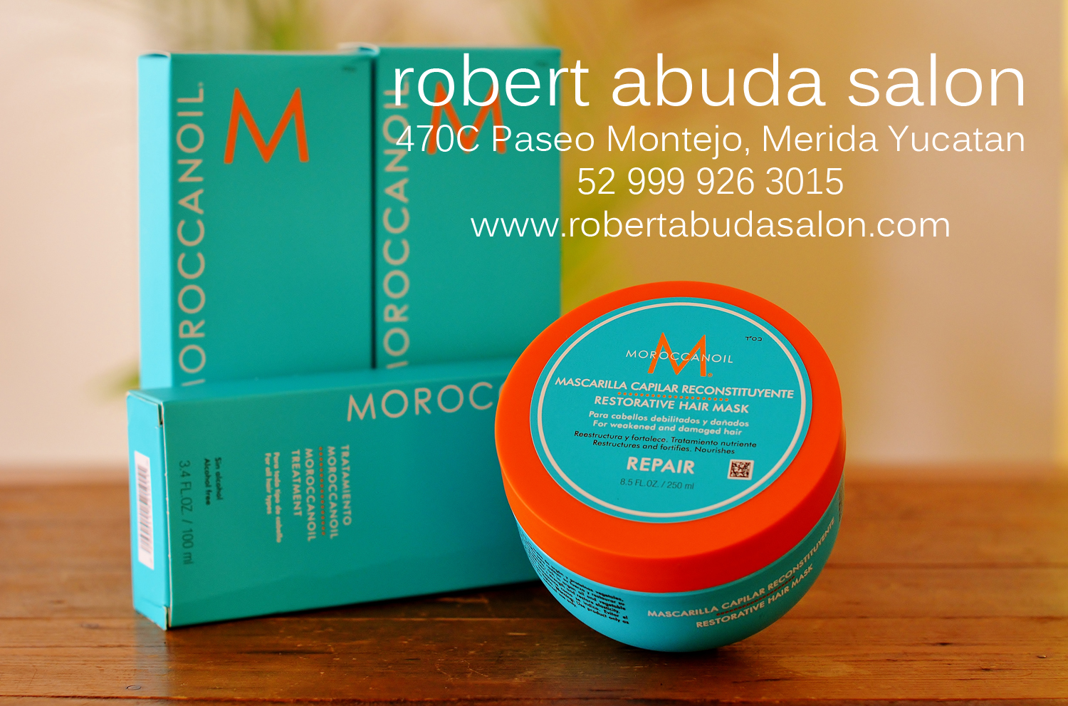 moroccan oil salon de belleza merida 6