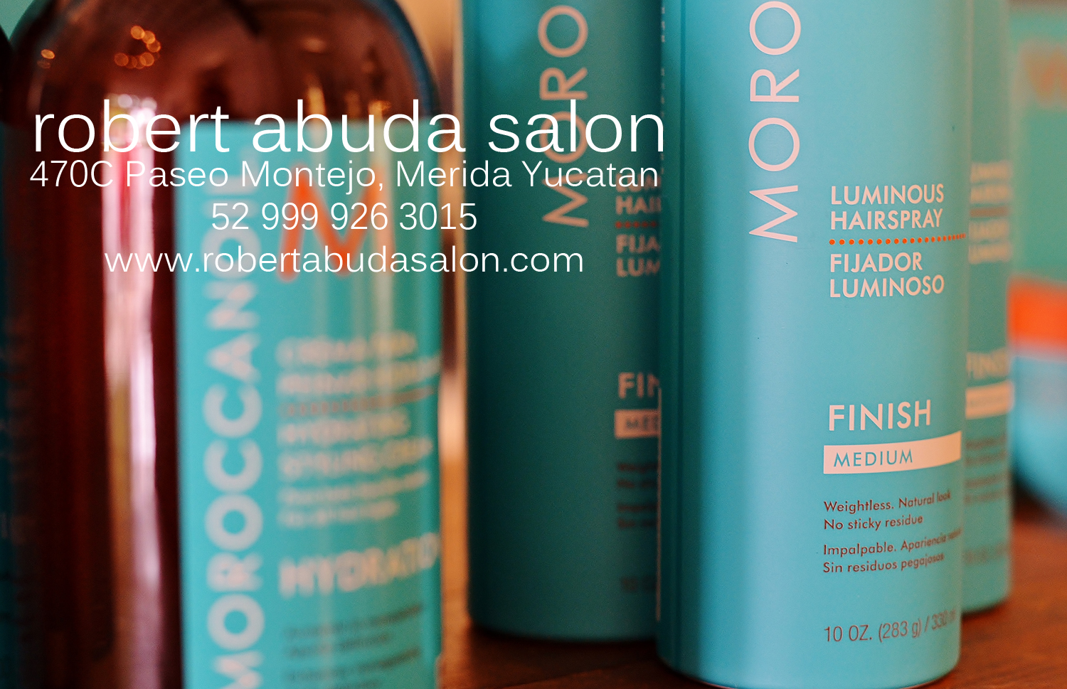moroccan oil salon de belleza merida 9