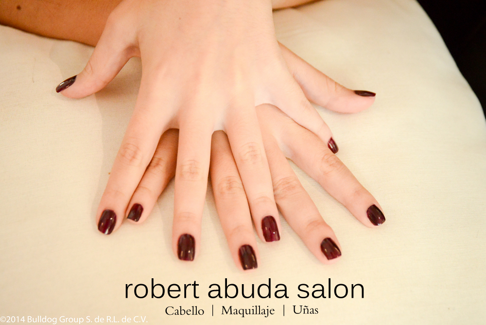 SPA Merida Manicure Pedicure 5 - Cranberry GELeration