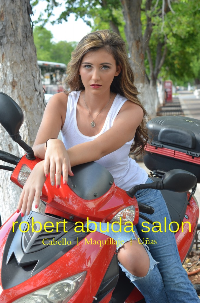 Hair Salon de Belleza, Merida Yucatan Mexico, Robert Abuda Salon 11