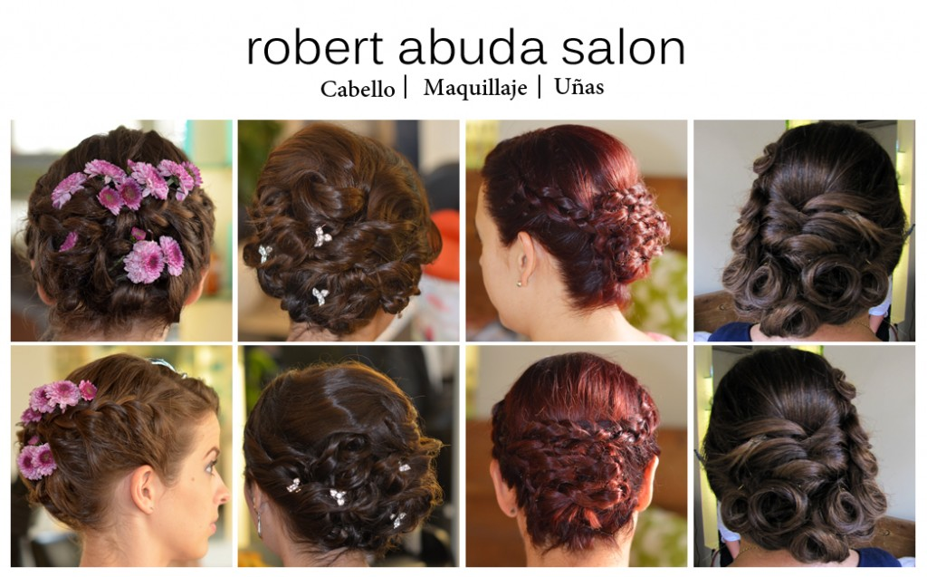 Hair Salon Merida, Peinados, Updos 4