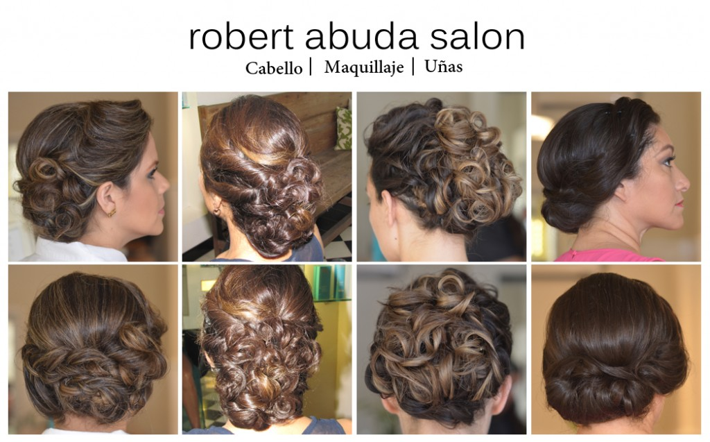 Hair Salon Merida, Peinados, Updos 5
