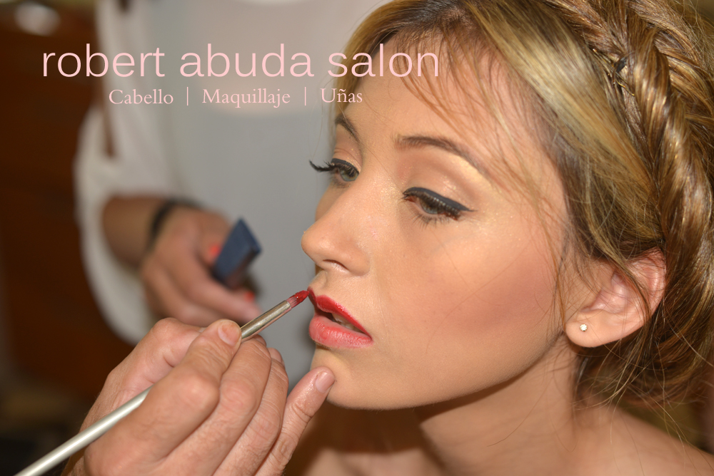 Salon de Belleza Merida 25 Peinado Maquillaje Salones Updo Fishtail Braid 2014