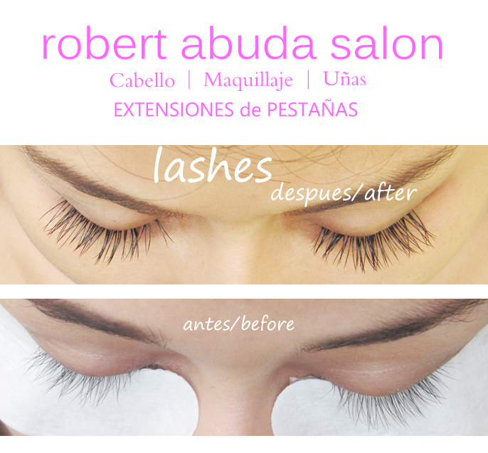 hair salon merida extensiones de pestañas eyelash extensions 16