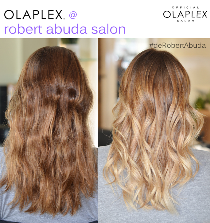 Olaplex Hair Merida by Robert Abuda