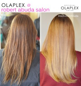 Merida Hair Salon Olaplex by Rob 2017