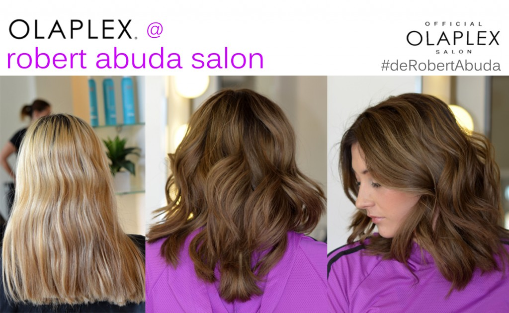 Olaplex Back to Brunette de Robert Abuda, Hair Salon Merida