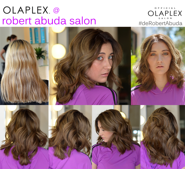 Olaplex Back to Brunette de Robert Abuda, Hair Salon Merida 69