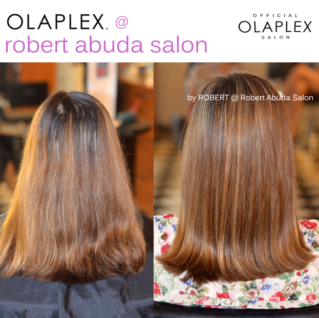 Hair Salon Merida 47, Babylights Olaplex
