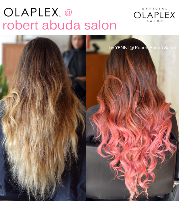 Salon de Belleza Merida Hair Rose Gold Ombre