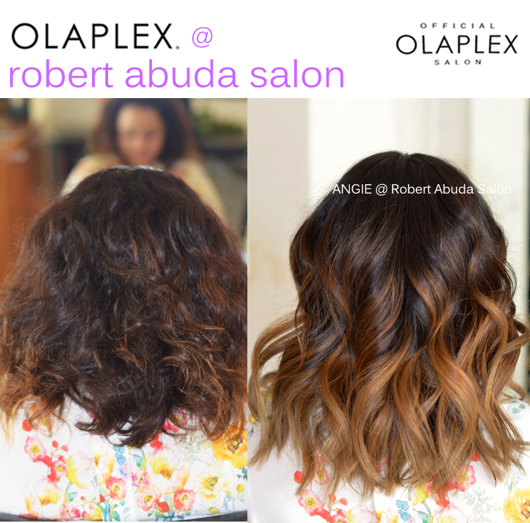 Merida Hair Salon MX Olaplex