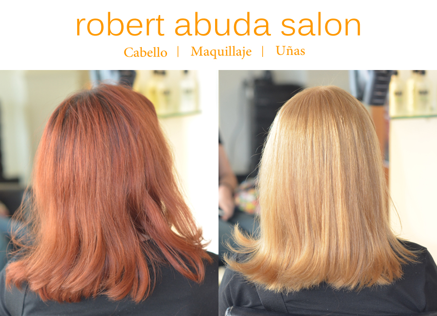 Hair Salon Merida, Tinte con OLAPLEX