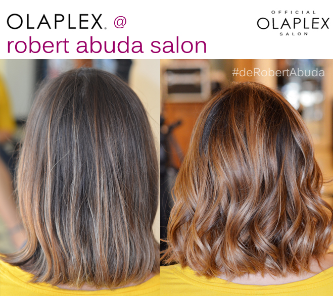 Hair Salon Merida Olaplex Balyage