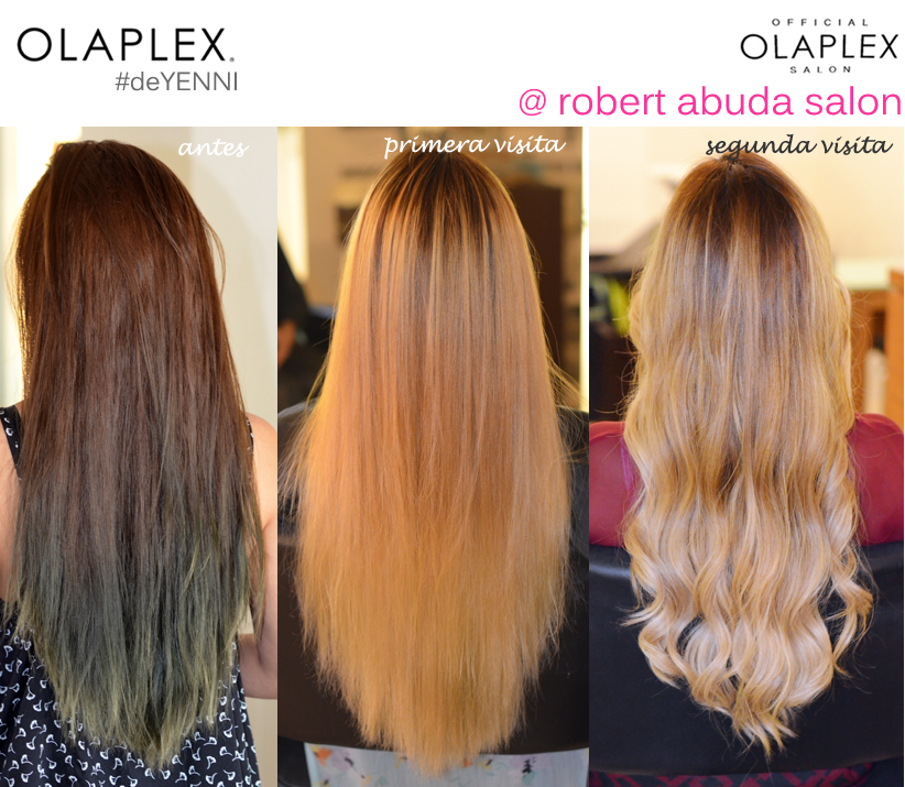 Hair Salon Merida Olaplex