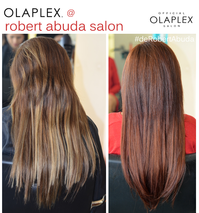 Merida Hair Salon Olaplex