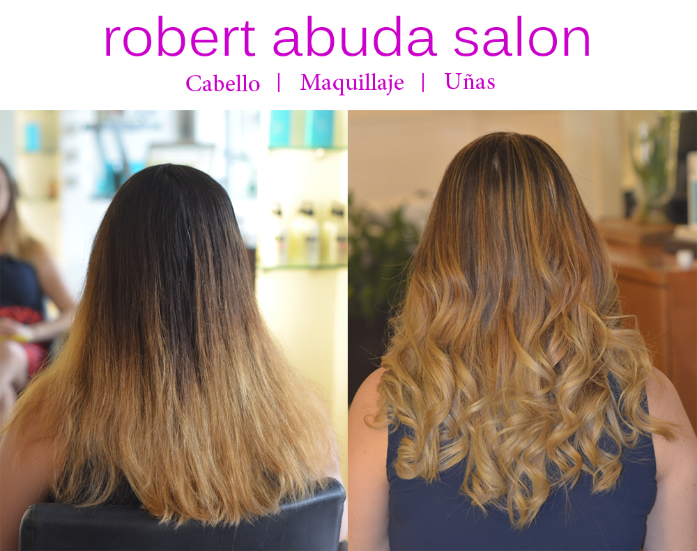 salon de belleza Hair Salon Merida Robert Abuda Salon Olaplex Yenni